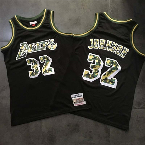 Los Angeles Lakers Game Jerseys-092