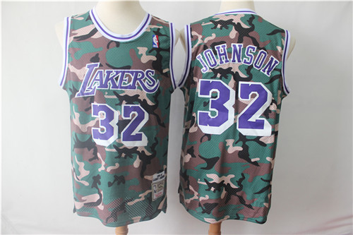 Los Angeles Lakers Game Jerseys-093