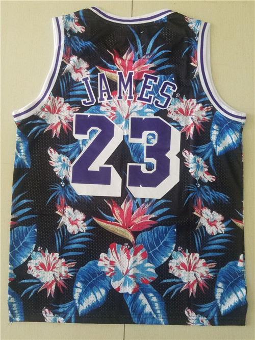 Los Angeles Lakers Game Jerseys-097