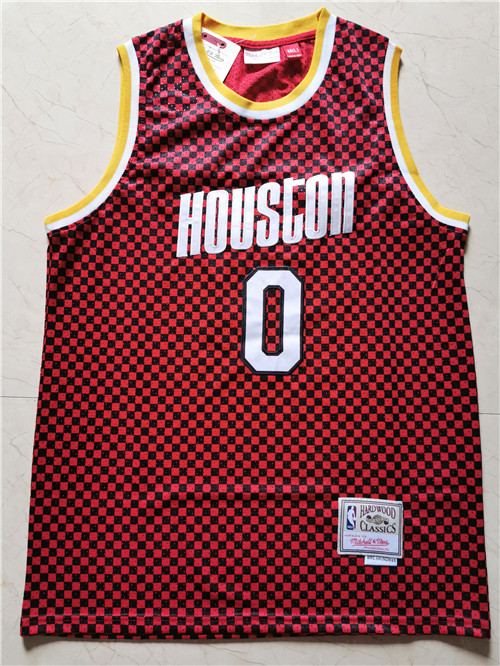Houston Rockets Game Jerseys-044