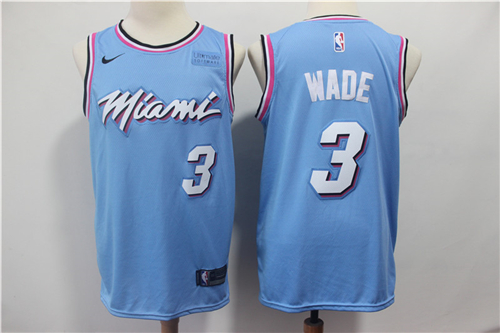 Miami Heat Game Jerseys-019