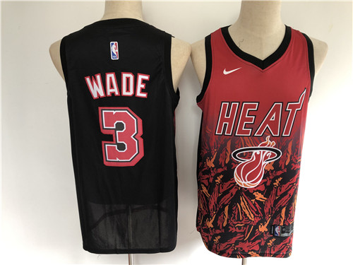 Miami Heat Game Jerseys-053