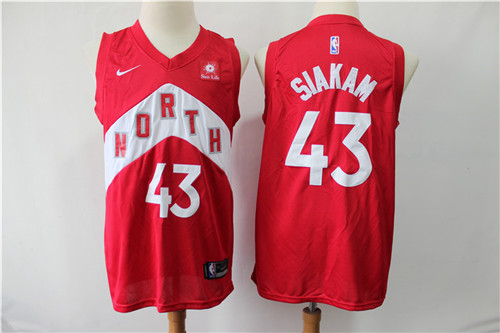 Toronto Raptors Game Jerseys-038