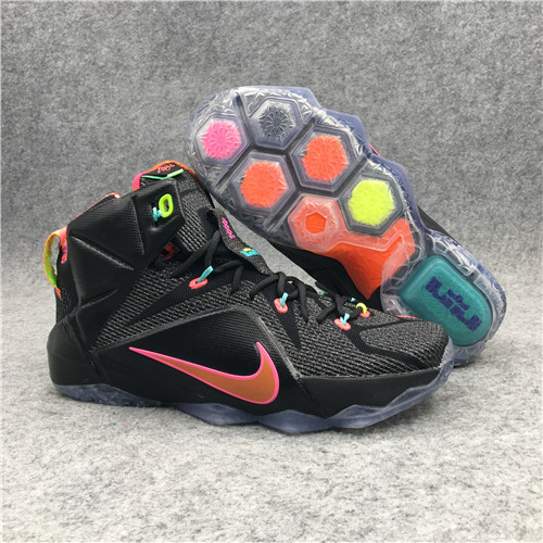 Lebron James 12-M-007