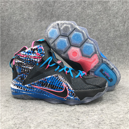 Lebron James 12-M-009