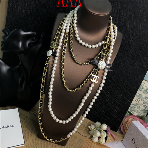 Chanel Necklace-335