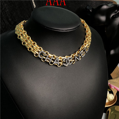 Chanel Necklace-337