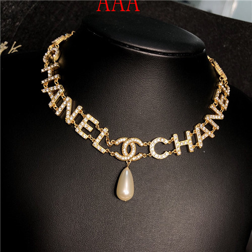 Chanel Necklace-338