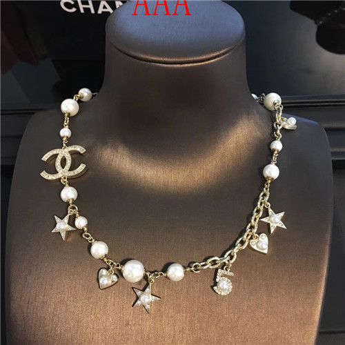 Chanel Necklace-341