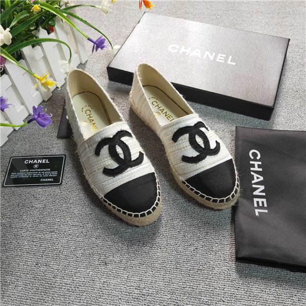 Chanel The fisherman shoes-W-021