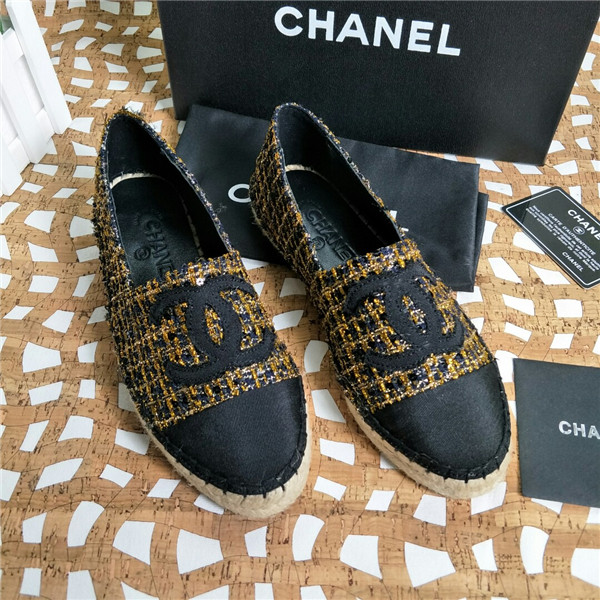 Chanel The fisherman shoes-W-022