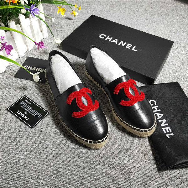 Chanel The fisherman shoes-W-023