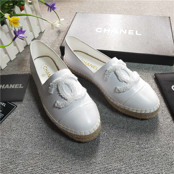 Chanel The fisherman shoes-W-024