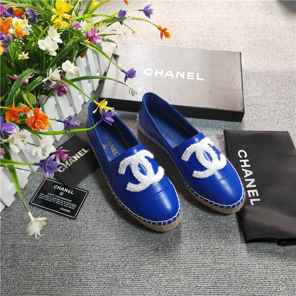 Chanel The fisherman shoes-W-025