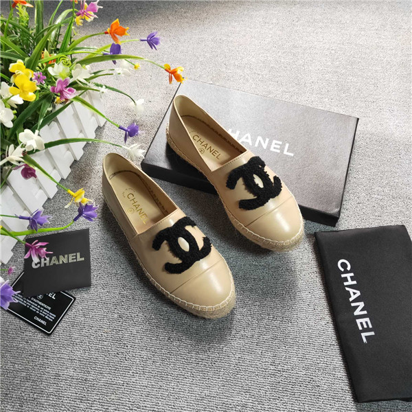 Chanel The fisherman shoes-W-026