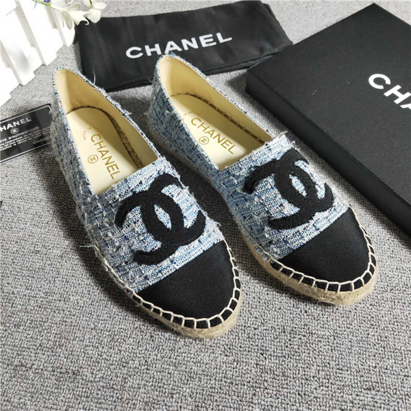 Chanel The fisherman shoes-W-028