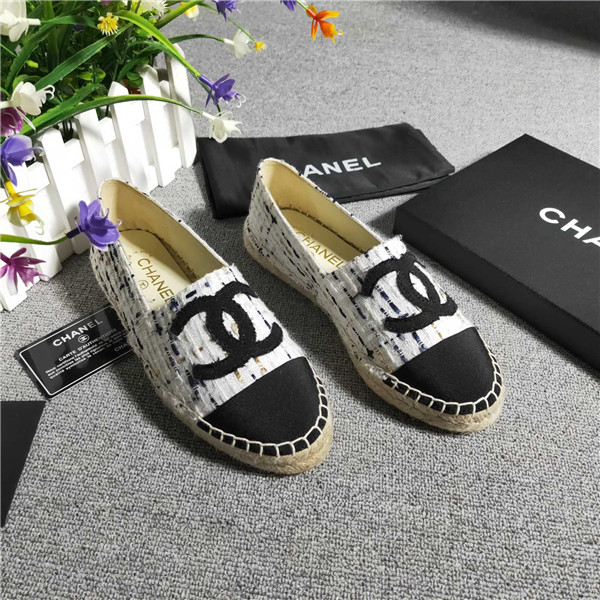 Chanel The fisherman shoes-W-029