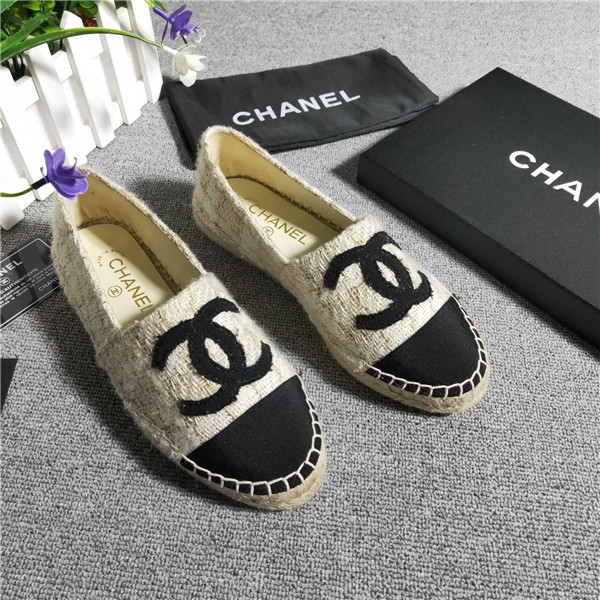 Chanel The fisherman shoes-W-030