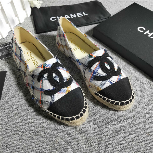 Chanel The fisherman shoes-W-031