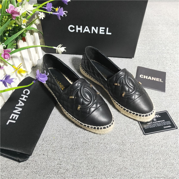 Chanel The fisherman shoes-W-032