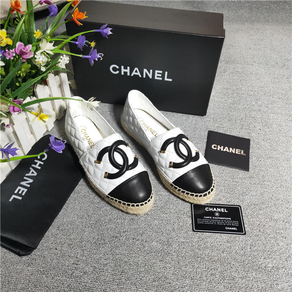 Chanel The fisherman shoes-W-033