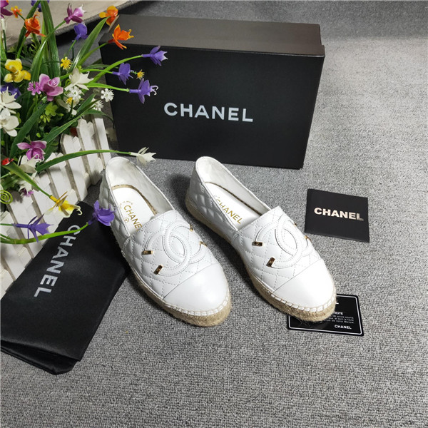 Chanel The fisherman shoes-W-034