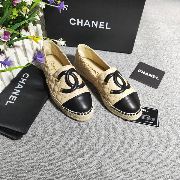 Chanel The fisherman shoes-W-035