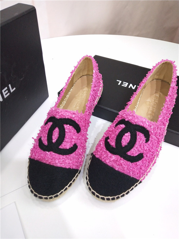 Chanel The fisherman shoes-W-037