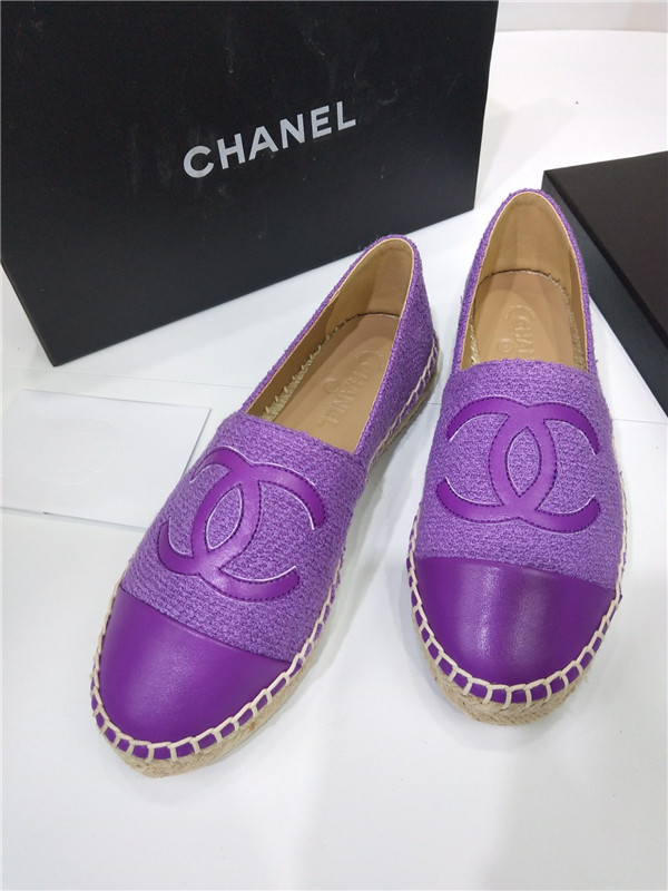 Chanel The fisherman shoes-W-038