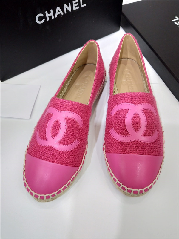 Chanel The fisherman shoes-W-039
