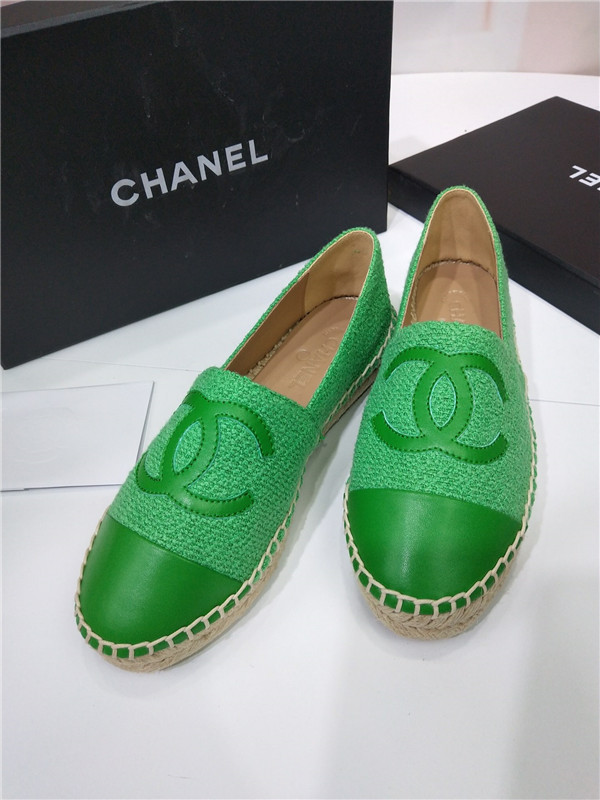 Chanel The fisherman shoes-W-040
