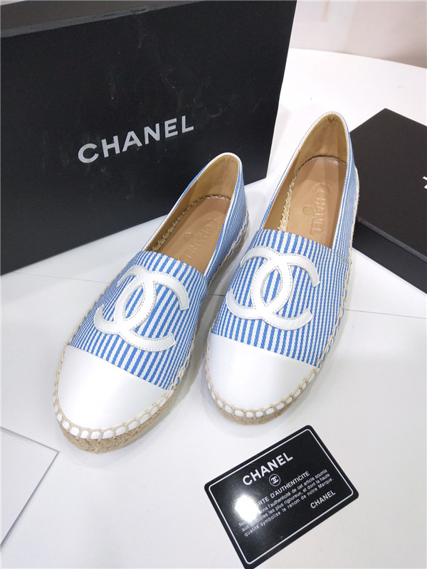 Chanel The fisherman shoes-W-041