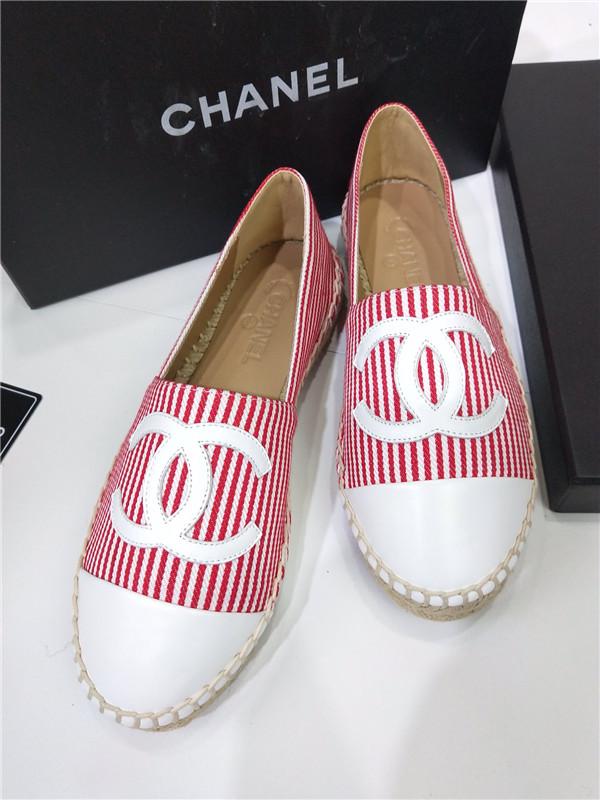 Chanel The fisherman shoes-W-042
