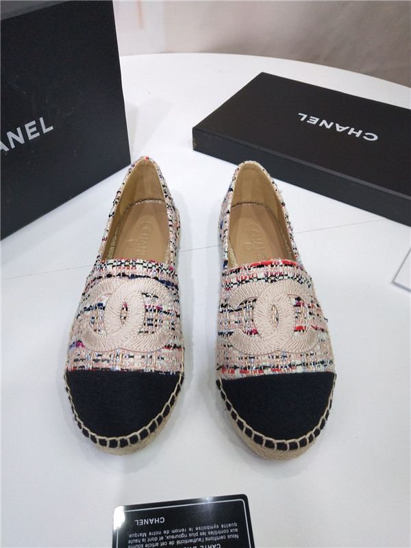 Chanel The fisherman shoes-W-043
