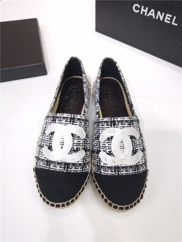 Chanel The fisherman shoes-W-044