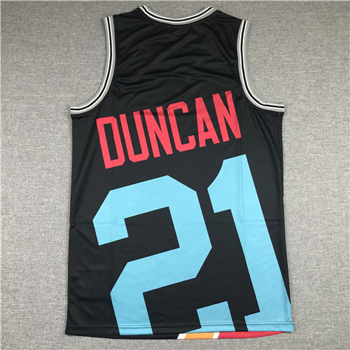 San Antonio Spurs Game Jerseys-033