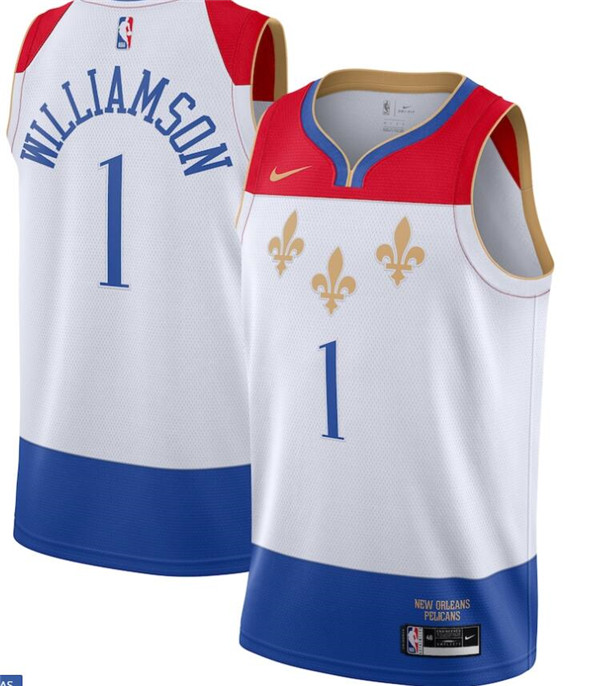 New Orleans Pelicans Game Jerseys-032