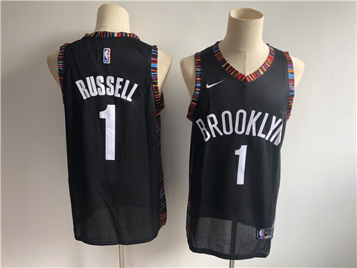 Brooklyn Nets Game Jerseys-002