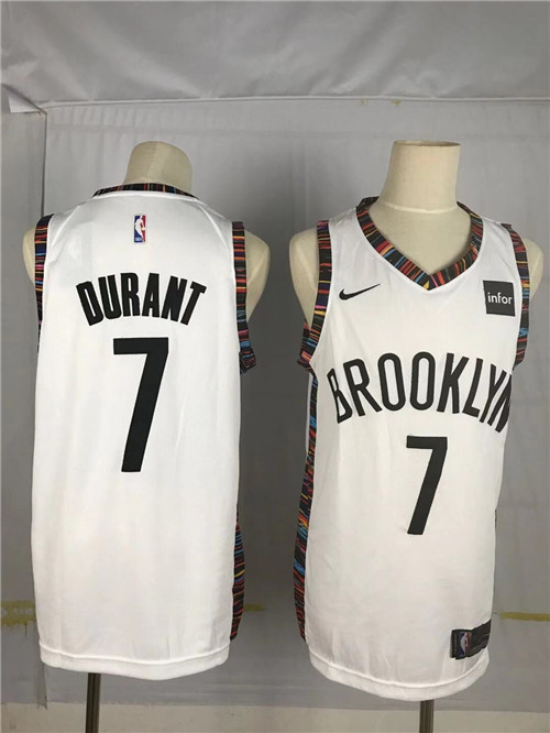Brooklyn Nets Game Jerseys-030
