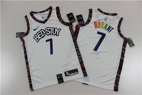 Brooklyn Nets Game Jerseys-036
