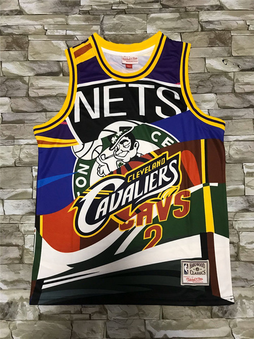Brooklyn Nets Game Jerseys-038