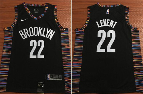 Brooklyn Nets Game Jerseys-005