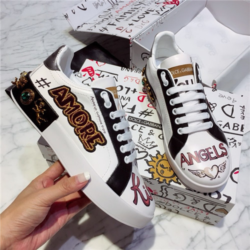 D&G(AAA)Shoes-W-052