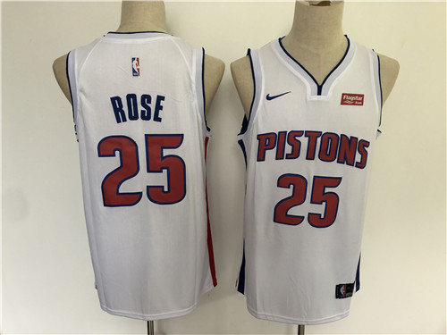 Detroit Pistons Game Jerseys-001