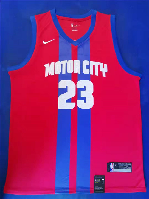 Detroit Pistons Game Jerseys-004