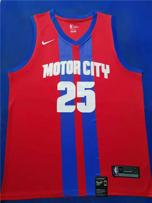 Detroit Pistons Game Jerseys-005