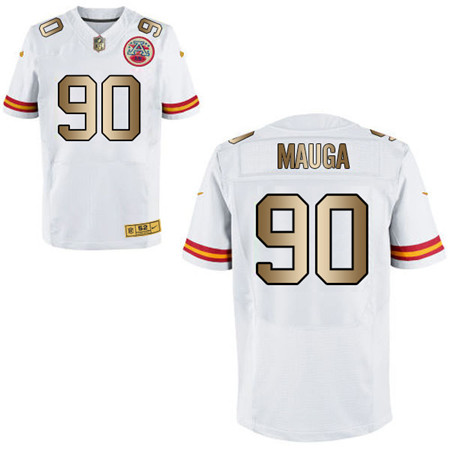 Kansas City Chiefs Elite Jersey-137