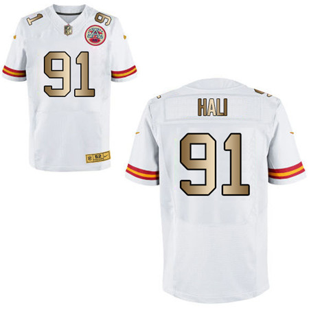 Kansas City Chiefs Elite Jersey-139