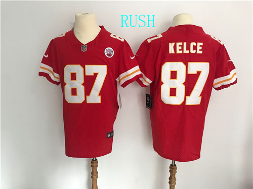 Kansas City Chiefs Elite Jersey-142