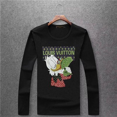 Lv t-shirt(long)-M-211